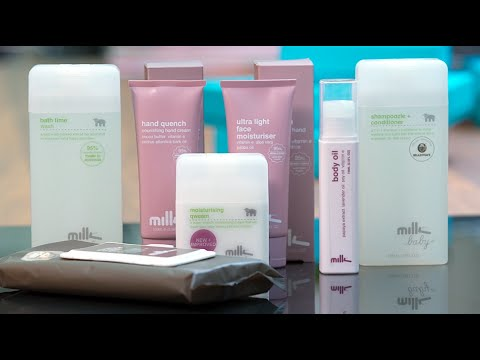 Skincare For The Family With Milk & Co