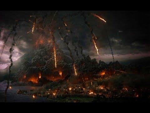 Pompei. L'eruzione Del Vesuvio Del 79 D.C