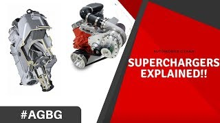 Supercharger #AGBG