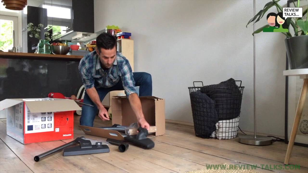 miele complete c3 parquet ecoline unboxing youtube. Black Bedroom Furniture Sets. Home Design Ideas