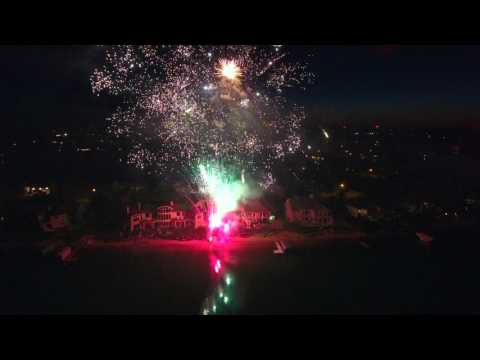 Georgetown 4th of July Fireworks Finale 2016