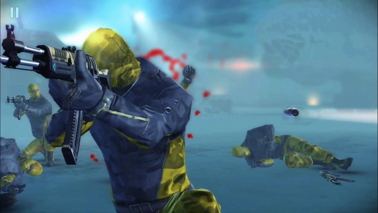 Sniper Fury GameLoft – Game bắn súng nhập vai siêu đỉnh – Demo Assault by IP5S