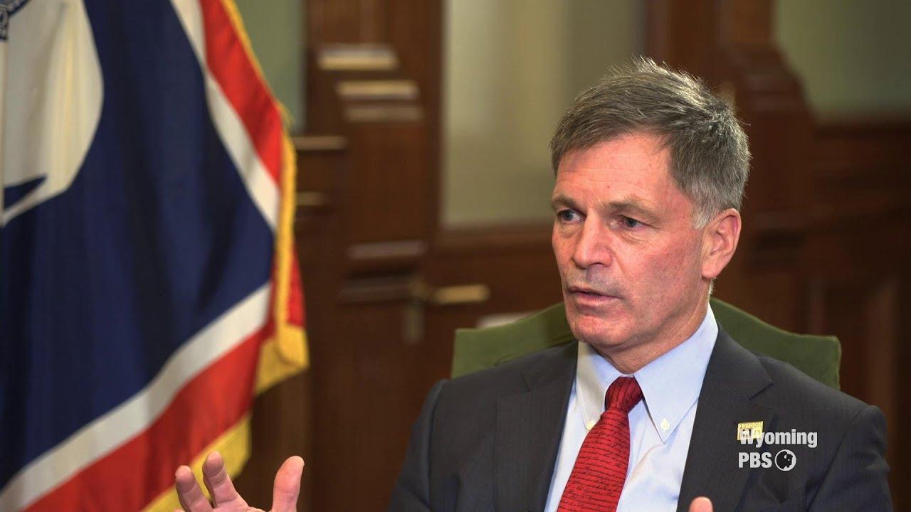 Governor Mark Gordon - Budget, COVID-19