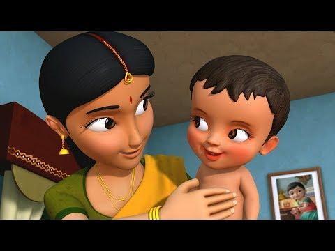 Telugu Bujji Papa Rhymes & Baby songs for Children | Infobells