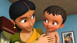 Telugu Bujji Papa Rhymes & Baby songs for Children | Infobells