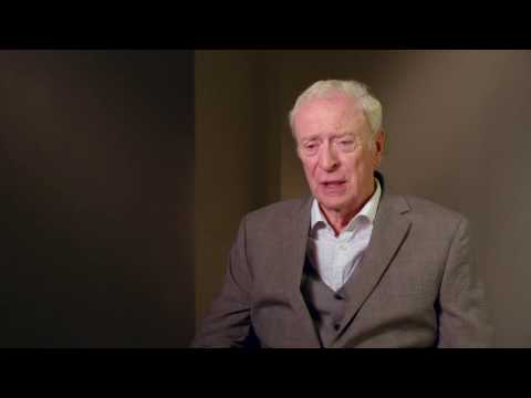 Going In Style Michael Caine interview