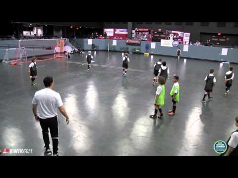 "Greg Ramos, Variations of Barcelona use of ""Rondo"" Training"