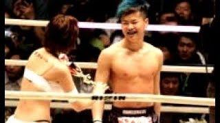 18 Yo Karate Genius Vs Thai Champion ● Karate Kid Tenshin Nasukawa