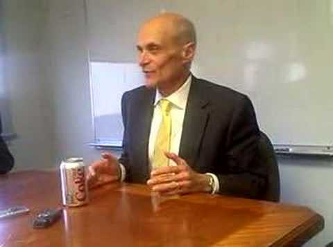 DHS Secretary Michael Chertoff on Rep. Heath Shuler