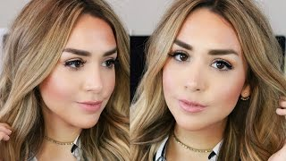 FULL FACE NATURAL MAKEUP | NEW DRUGSTORE PRODUCTS!