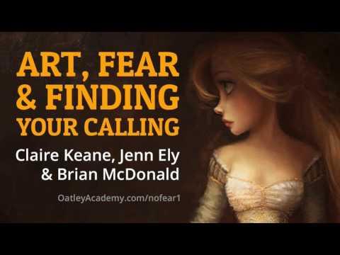 Claire Keane, Jenn Ely & Brian McDonald on Art, Fear & Finding Your Calling (Part 1) :: ArtCast #92