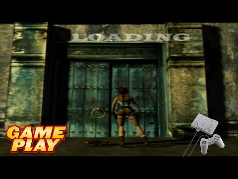 Let´s Play  Tomb Raider  - Part : 4 PS1