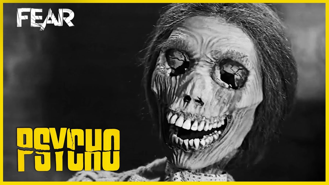 Download Mother Is Revealed | Psycho (1960)