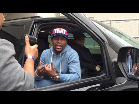 Thumbnail: Floyd Mayweather message to Ronda Rousey - esnews boxing ufc mma