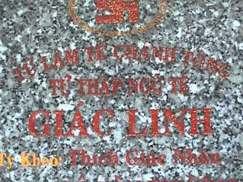 Thap Thay Thich Giac Nhan - Vinh Long Vietnam.MPG