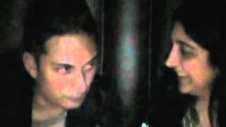 Raghav interview at Crimson NYC
