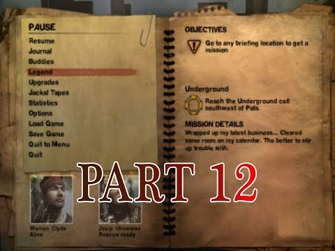Far Cry | Part 12 | Reach The Underground Cell Southwest Of Pala | Shaharyar Ali