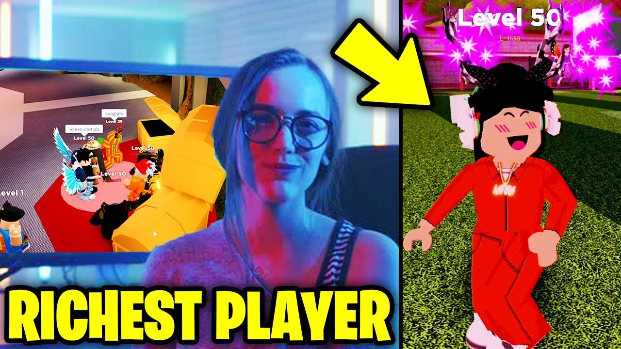 Richest Jailbreak Player Reveals Her Secrets Roblox Jailbreak