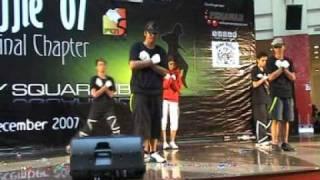 Shuffle jb 07 - Hard Kidz Crew