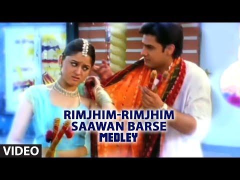 Rimjhim-Rimjhim Saawan Barse- Medley | Superhit Old Hindi Songs Anuradha Paudwal