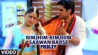 Rimjhim-Rimjhim Saawan Barse- Medley | Superhit Old Hindi Songs Anuradha Paudwal