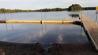Дальнобой Европа №11 Шведский паркинг у озера. Въезд по CMR