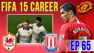 Video Gol Pertandingan Stoke City vs Manchester United