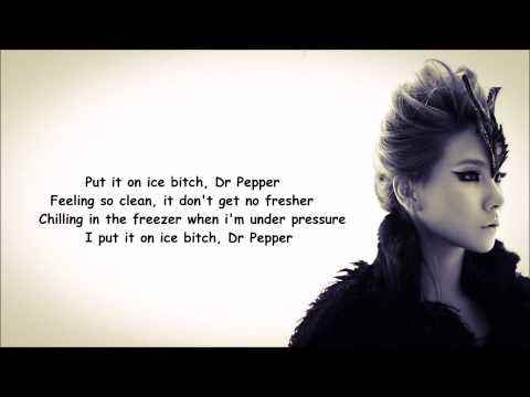 DR.  PEPPER,   DIPLO FT CL OFFICIAL LYRIC VIDEO