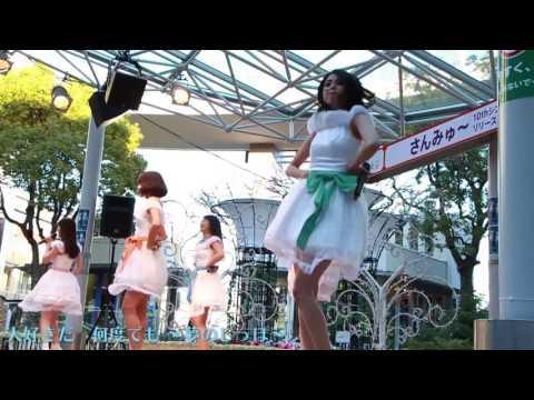 【さんみゅ〜】2月4日 新曲「桜色プロミス」リリースイベントレポート@ららぽーと横浜