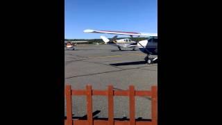 Take flight in Presque isle Maine