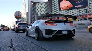 5000 SUBSCRIBER GIVEAWAY COMING SOON! LIBERTY WALK NSX CLICK LINK T...