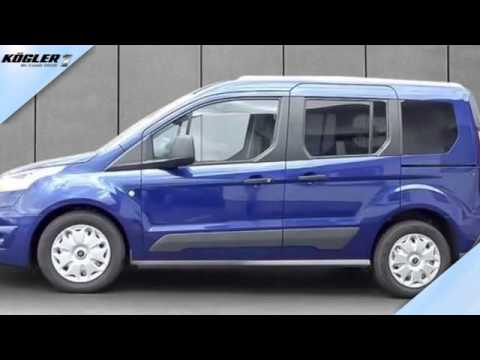 ford transit connect transit connect kombi t220 kurz trend. Black Bedroom Furniture Sets. Home Design Ideas