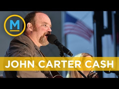 Johnny Cash's son honours his father with album based on handwritten notes | Your Morning