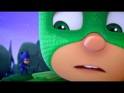 PJ Masks Episodes - Catboy Shrinks! - 45 MINUTE COMPILATION