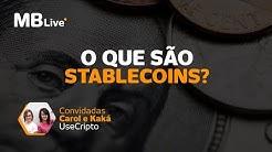 MBLive - O que são stablecoins? Com Usecripto