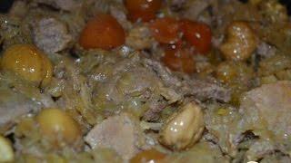 Туршу Говурма  Азербайджанская кухня