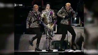 Michael Jackson - In The Closet - Live Munich 1997- HD