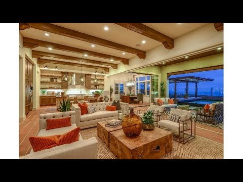 $6,800,000 CA Beach Luxury: Indigo 3 Model Home by Taylor Morrison, San Clemente ocean real estate