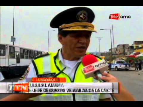 Un detenido, buses suspendidos y viarias motos y carros retenidos en control