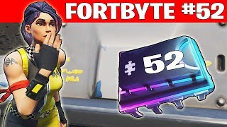 FORTBYTE #52 ☆ SPRAYMOTIV BOT ROBOTERFABRRIK ☆ Fortnite Season 9 Deutsch