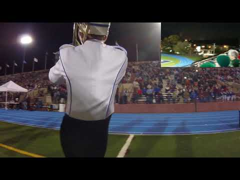 2017 UMass Lowell Marching Band NESBA Finals Performance