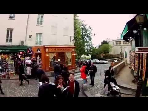 Montmartre Paris cafe best place highlights