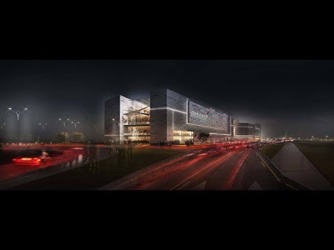 The Spot Mall Choueifat opening