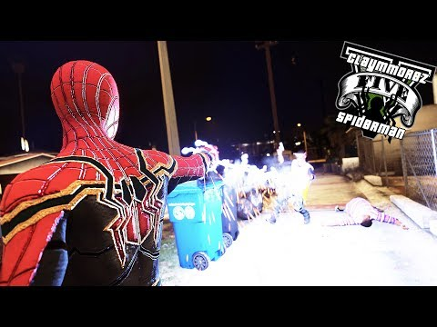 Spiderman Mod 2.0 with Instant Kill! And More Cool Features (GTA 5 Spiderman Mod)
