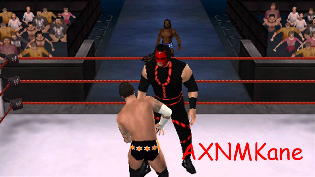 WWE Smackdown vs. Raw ISO ROM Download for PSP