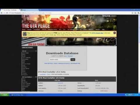 GTA Vice City Car Mod Installer Guide [DominicanVideoClip]