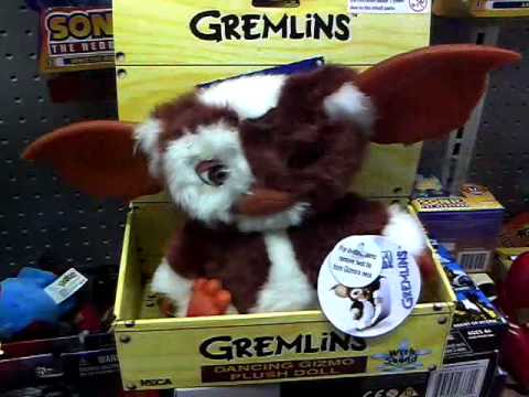 Gizmo Toy From Gremlins At Toys R Us Youtube