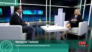 Hemoroid (Basur) Tedavisi - CNN Türk Sağlık Kontrolü
