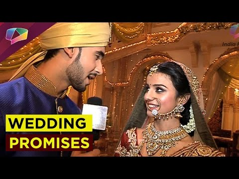 Madhav and Manu's promises to each other