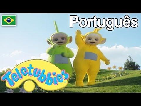 Teletubbies Em Português Brasil: Temporada 1, Episódio 1